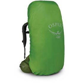 Osprey Aether 55 Backpack, garlic mustard green